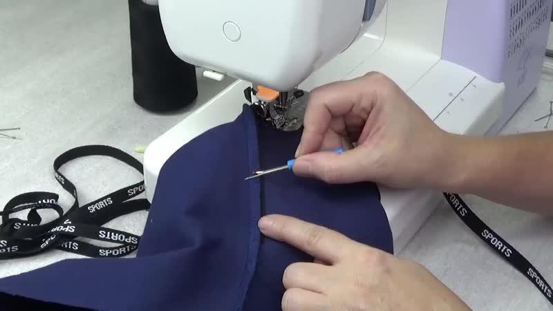 Обработка капюшона