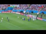 13.07.2014. Футбол. Чемпионат мира. Финал. Германия - Аргентина