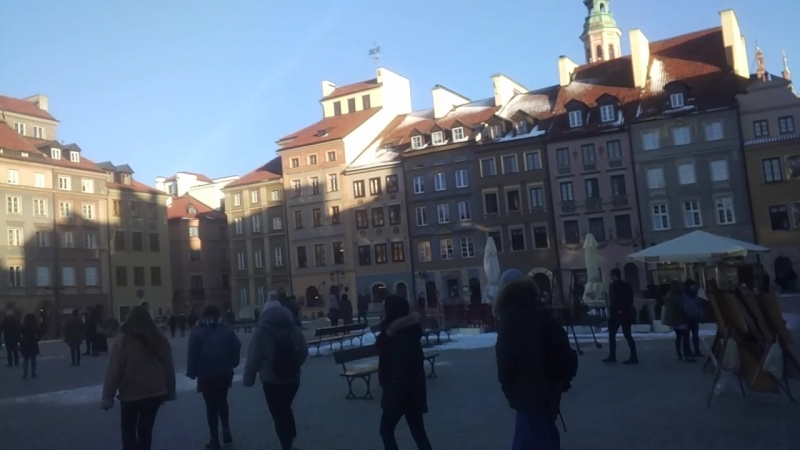 Варшава старе місто