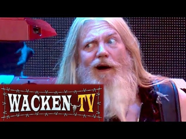 Nightwish - I Wish I Had An Angel - Live at Wacken Open Air 2018