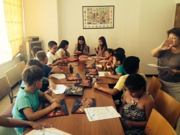 изучаем казахский язык
