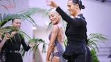 Gabriele Goffredo - Anna Matus, MDA 2018 Paris Dance Open - WDSF PD LAT - F S