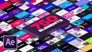 The Ultimate 750 Motion Graphics Pack For After Effects TOKO Review