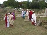 The Roman wedding I conferratio