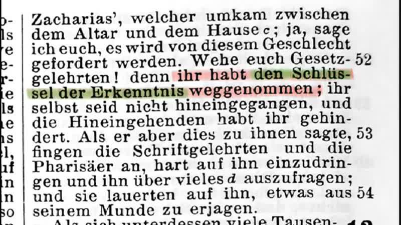Die Petrus-Lüge der Römisch-Katholischen-Kirche - Jesus über das Papsttum und den Klerus.