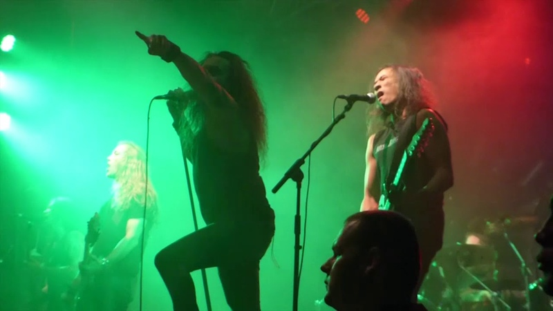 Death Angel - Mistress of Pain Thrown to the Wolves at Electric Ballroom, Camden, London, 6-12-18