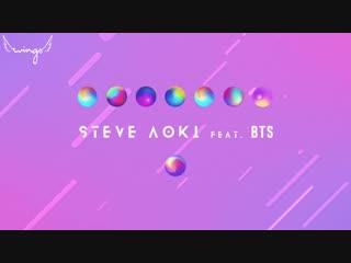 [RUS SUB] [РУС САБ] Steve Aoki ft. BTS 'Waste It On Me'
