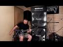 RANDALL WARHEAD WH300 DIMEBAG DARRELL Signature Amp Demo and PANTERA I'm Broken Play Thru