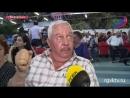 В День Конституции Дагестана в Махачкале прошел праздничный концерт