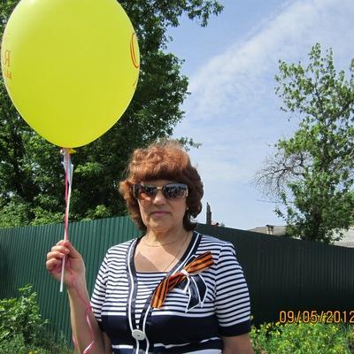 Алефтина Елецкова, 9 июля 1954, Харьков, id225609048
