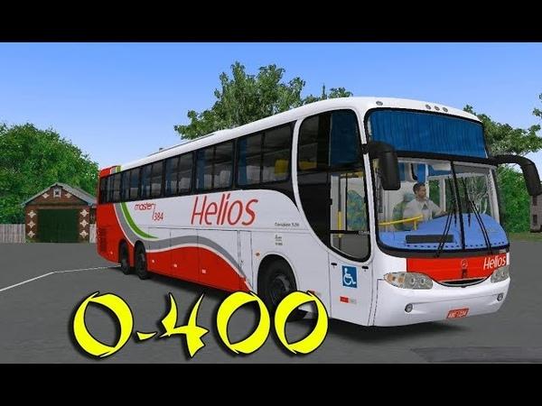 OMSI 2 мод Автобус Comil Campione 3.65 O-400 RSD Омси 2