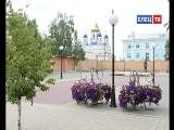 Когда старания напрасны: в сквере имени М.М. Пришвина произошёл очередной случай вандализма