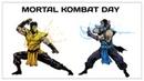 Mortal Kombat Day новости об MK11 и странные MK-игры