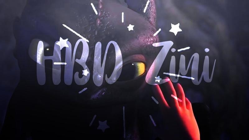 HTTYD | Counting Stars | HBD Dragon Zin ♥