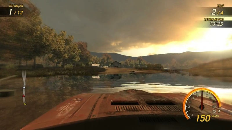 FlatOut Ultimate Carnage - Banger - Farmlands 1