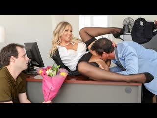 Cucked sissy husband watches as his wife gets cock for lunch / alison avery