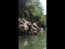 Ныр в каньоне