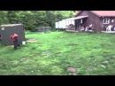 Doberman Attack Video