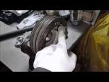Шкив коленвала Mitsubishi PajeroDelicaChallenger 4м40 отличие...