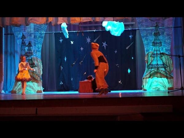 Звёздочка по пьесе Н Шмитько Лауреаты I степени конкурса Арлекин г Златоуста
