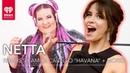 Camila Cabello Havana More Remixed By Netta! | iHeartRadio Party Wheel