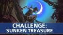 Испытания SotTR Сеноты Сокровища глубин Найти 5 тайников с припасами