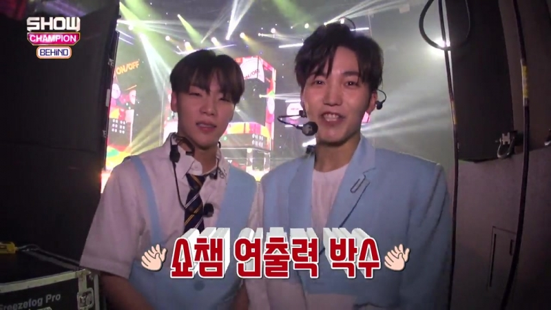 180618 • Show Champion • ONF