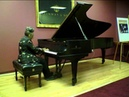 Blanche Burton-Lyles playing and reminiscing