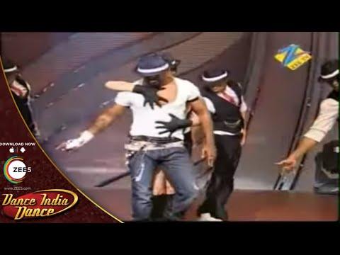 Remo D'souza MJ STYLE Dance Performance - Dance Ke Superstars Grand Finale