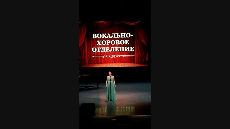 С. Гулак-Артемовский песня Одарки из оперы «Запорожец за Дунаем»