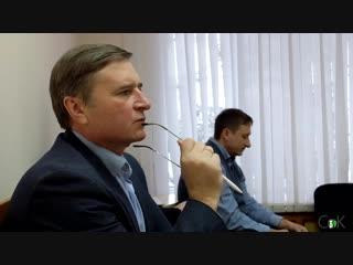 Заседание постоянной комиссии Совета депутатов р.п. Краснообска по имуществу. 28.01.2019