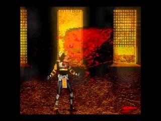 Mortal Kombat Shinobi - Cyrax Fatality 4