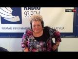 MIX TV певица Ольга Пирагс в программе