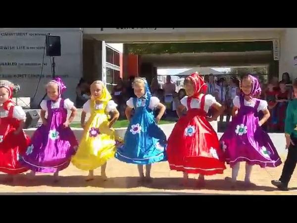 НЕВАЛЯШКИ милота танец дети детский сад