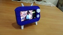 How To Make TV for iPhone From Cardboard DIY