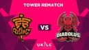 Fnatic Rising vs. Diabolus   UK League Championship   Week 5 Tower Rematch   Spring Split 2019