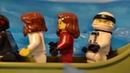 Лего мультфильм Школа Гармадона