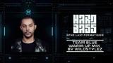 Hard Bass 2019 Team Blue warm-up mix by Wildstylez (10 years of Hard Bass)