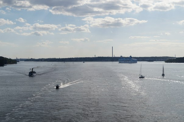 Берег Стокгольма