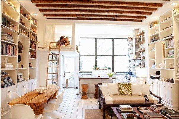 Уютная квартира (1 фото) - картинка