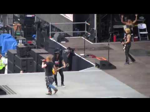 Guns N' Roses Концерт в Москве 13 июля 2018 13 07 2018