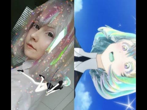 Houseki no kuni Diamond Cosplay tutorial