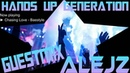 Hands Up Generation Guestmix 3 by AlejZ