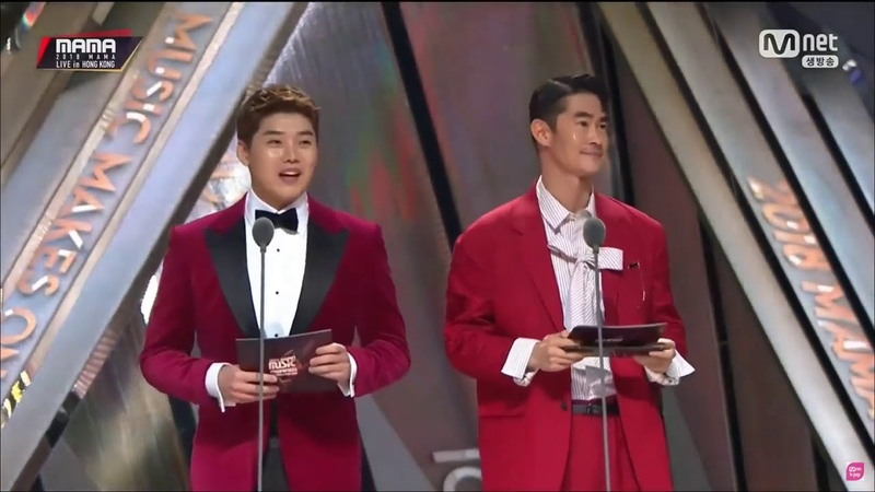 BTS (방탄소년단) WIN MWAVE GLOBAL CHOICE (MAMA IN HONGKONG 2018)