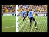 Бразилия Уругвай 2-1. Кубок Конфедераций 26.06.2013. Все голы полуфинала и обзор матча.