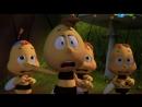 Пчелка Майя: Новые приключения (Приведение из улья) [1 сезон - 44 серия] - (2012)