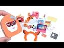 11 DIY Fox Miniatures - Backpack, Notebooks, School Supplies, Headband More