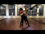 БАЧАТА (Bachata) Alan Eufor &amp Natalya Poddubnaya Reik - Me Niego ft. Ozuna by DJ Tronky