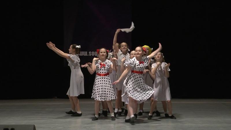 Международный фестиваль современного танца Отражение... февраль 2018, Нижний Новгород, Россия