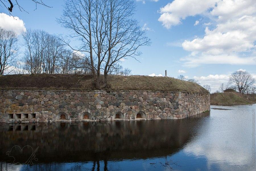 Даугавпилсская Динабургская крепость цитадель Латгалия Латвия